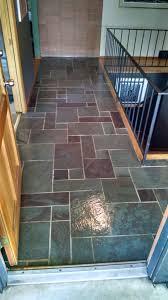 slate floor cleaning polishing