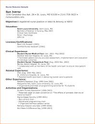 8 Sample Application Letter For Nurse Trainee Sumayyalee