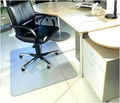 desk chairs plastic desk chair mat office floor mats for carpet with lip hard tile