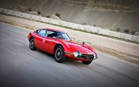 Toyota 2000GT: The 1st Japanese Supercar | LANGKASA (Space Eagle)
