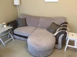 harvey norman olivia corner sofa couch grey 3 seat lshape