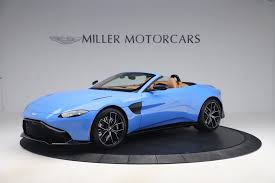 Bentley bugatti lamborghini and more in troy we treat the special requirements of each individual customer with the utmost importance. New 2021 Aston Martin Vantage Roadster For Sale Special Pricing Bugatti Of Greenwich Stock Order Today