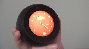 the echo spot might be the smartest alarm clock ever cnet