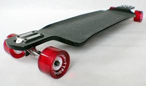 New Professional longboard skateboard Double drop down through ...