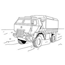 Top 25 truck coloring pages: Top 25 Free Printable Truck Coloring Pages Online