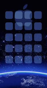 cool apple logos in space. apple logo shelf cool blue universe iphone5s / iphone5c iphone5 wallpaper logos in space b