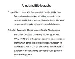 Annotated Bibliography   National History Day   NHD YouTube