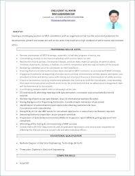 Mep Mechanical Engineer Resume Resume Layout Com