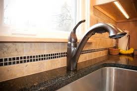 kitchen sink with granite countertop capital stone saratoga in saratoga springs ny