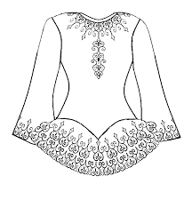 Destiny Irish Colouring Pages Weird Dance Coloring 7189 At Capricus