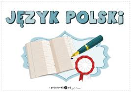Znalezione obrazy dla zapytania język polski