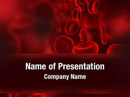 Red Blood Cells Powerpoint Templates Red Blood Cells Powerpoint