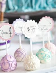 Wedding Cake Pops Ideas Onlycakepopscom