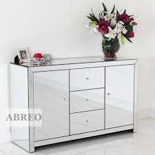 ... Sideboard, New Large Venetian Mirror Mirrored Extra Long Sideboard  Furniture Design: best Extra Long ...