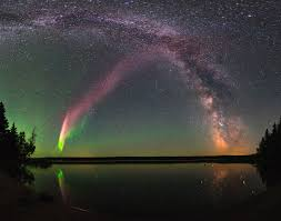 Can You See The Northern Lights From Toronto Aurora Chasers In Canada Discover New Type Of Northern