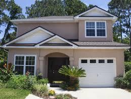 exterior house siding options. pink stucco bungalow in florida exterior house siding options i