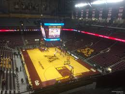 Williams Arena Minnesota Section 214 Rateyourseats Com