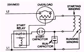 wiring diagram single phase motor with capacitor alexiustoday Start Run Capacitor Wiring Diagram wiring diagram single phase motor with capacitor hermetic motors schematic of a start induction run car start and run capacitor wiring diagram