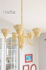 33 cool diy chandelier makeovers to transform any room diy joy in brass chandelier makeover