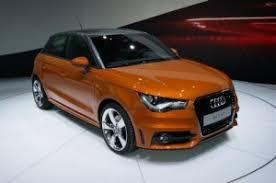Tokyo Motor Show Audi A1 Sportback Debut Osv