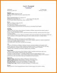 College Freshman Resume Best Sample College Freshman Resume Beautiful Examples Graduate Resumes