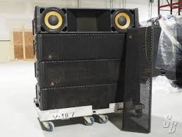 concert speakers system. product image concert speakers system