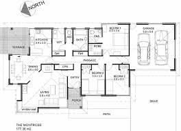 Montrose   David Todd Architectural DesignersThe Montrose Bedroom Floor Plan Designed by Mark Fielding