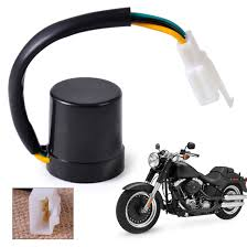 motorcycle turn signal wiring promotion shop for promotional 3 Wire Turn Signal Flasher 12v dc 3 pin 3 wire round turn signal relay flasher fit for gy6 50 250cc motorcycle moped scooter atv new 3 wire turn signal flasher unit wiring