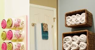 ... latest cheap diy projects to keep bath towels organized with diy cheap  home decor