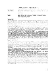 Modern Employment Termination Agreement Picture Collection - How To ...