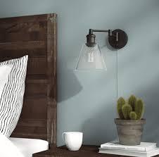 best design t austin design aidan 1 light swing arm lamp