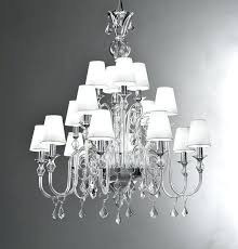 crystal chandelier lamp shades lightingchandelier lamp shades appealing lamp shades set of with crystals glass target