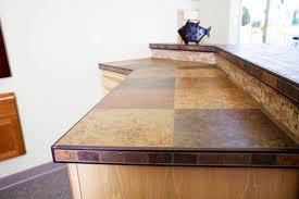 Tile Countertop Kitchen Marble Tile Kitchen Countertops Cliff Kitchen