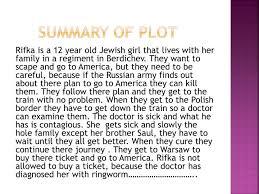 summary of plot n