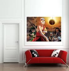giant wall poster art print
