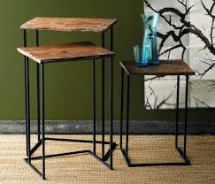 Nesting Tables What Are Nesting Tables Kashioricom Wooden Sofa Chair Bookshelves
