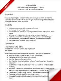dental assistant resume objectives pin by heather calverley on dental pinterest resume objective