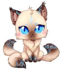 """Résultat de recherche d'images pour """"manga fille avec chat"""""""