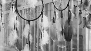 Dream Catcher Gif Black And White Wind GIF Find Share on GIPHY 2