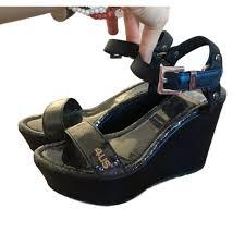 cesare paciotti sandals sandals leather navy blue ref 69936