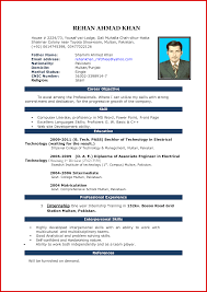 Unique Accountant Resume In Word Format Mailing Format