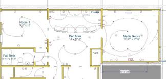 basement lighting layout. basement layout looking for suggestions on dedicated ht avs forum home theater discussions and reviews lighting t