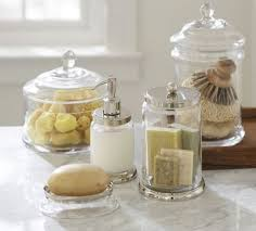 Apothecary Jar Decorating Ideas apothecary jars in bathroom My Web Value 92