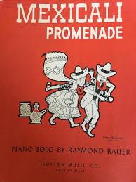 Mexicali Promenade: Raymond Bauer, Raymond Bauer: Amazon.com: Books