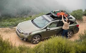 Venza Towing Capacity Chart 2019 Subaru Outback Towing Specs Features Norwalk