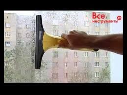 <b>Стеклоочиститель Karcher WV</b> 50 Plus - YouTube