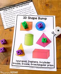 geometry and shapes for kids 3d shapes