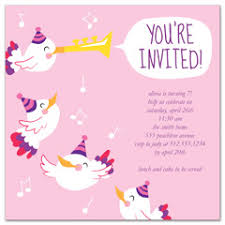 Girl Birthday Invitation Template Download Kids Boy Girl Printable Ms Word Birthday Invitation