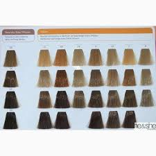 wella koleston perfect hair color chart luxury touch