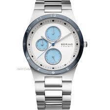 """men s bering ceramic watch 32339 707 watch shop comâ""""¢ mens bering ceramic watch 32339 707"""